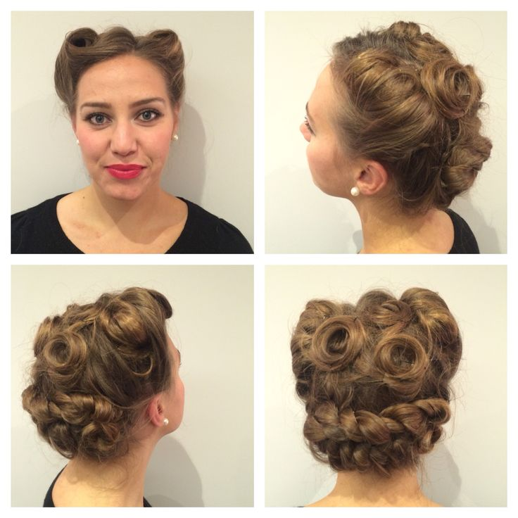 The 22 Best Pin Ups Hairstyles Images On Pinterest Hair Cuts Hair