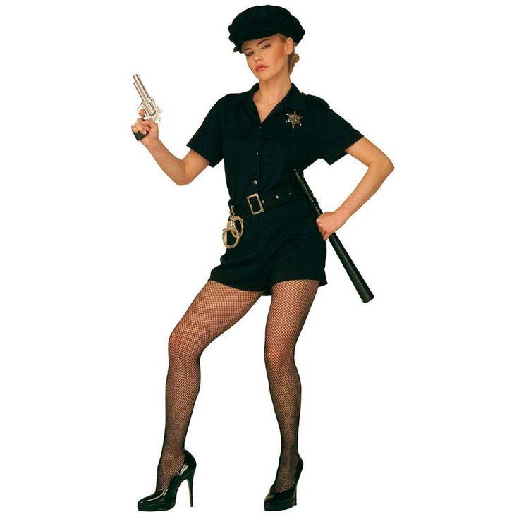 Disfraz de Policía Sexy #disfraces #carnaval #outlet #rebajas