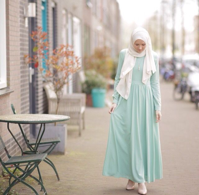 Eslimah #hijabfashion