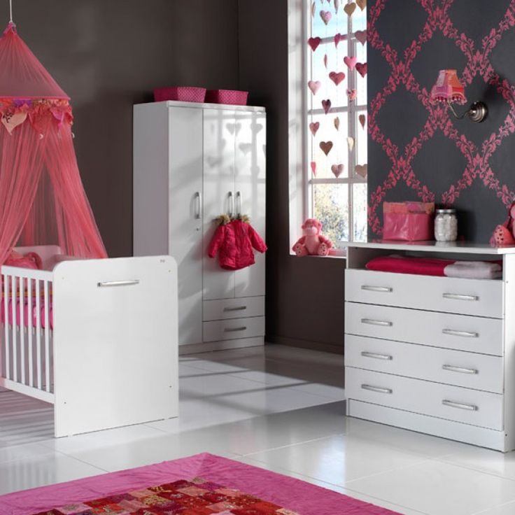 Babykamer Capri Wit | Babypark