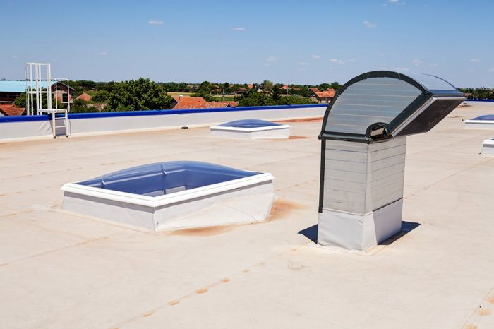 Guide On How To Repair Your Roof Commercial Roofing Commercial Roofing Systems Roofing Systems