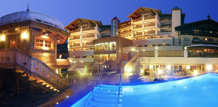 Das Luxus Hotel in Saalbach-Hinterglemm: Alpine Palace