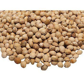 Véritables noyaux de cerises séchés, pour le rembourragede peluches ou la confection de coussins chauffants et de bouillottes sèches.Lesnoyaux peuvent être chauffés au micro-onde à 600 W pendant 1 minute, ou au four à 100 °C.