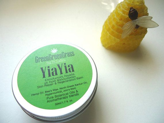 Herbal balm for extra dry skin. Cracked chapped skin restoration and protection beeswax cream. Hands, feet, heels and lips. Elbows and knees hydration. Stretch marks prevention. Christmas and birthday gift for gardeners. Gift basket ideas for biker boyfriend & girlfriend. Present for nana and grandpa. All fresh all natural skin care, handmade with Love by Driades