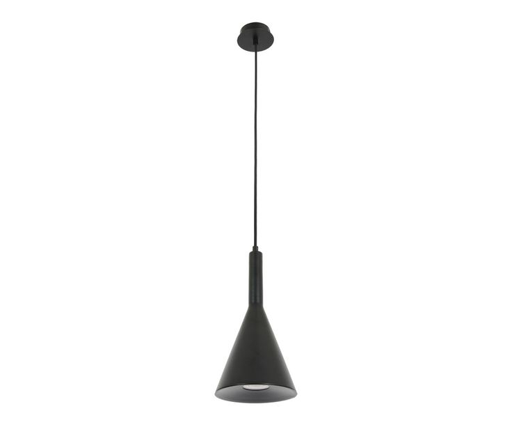LEDlux Canteen Dimmable Pendant in Black