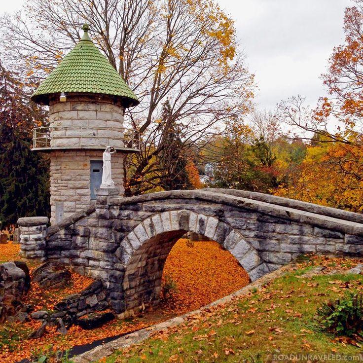 Thornrose Cemetery, Virginia #Foliage