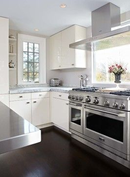 Modern Kitchen Hoods 27 best kitchen range hoods between windows images on pinterest