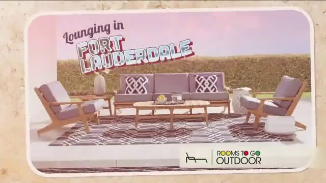 Rooms To Go Outdoor Grand Opening Florida Ad Commercial On