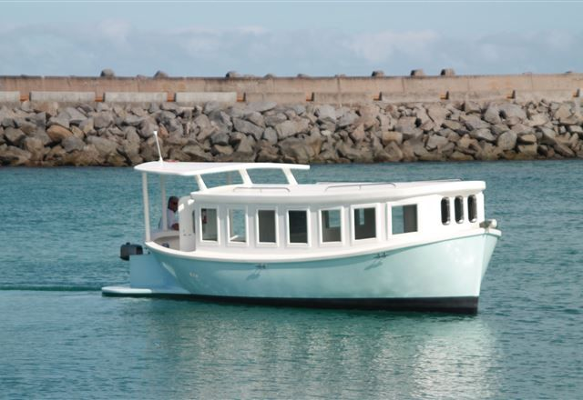 Houseboat Vacation - Baby Blue - Kraalbaai