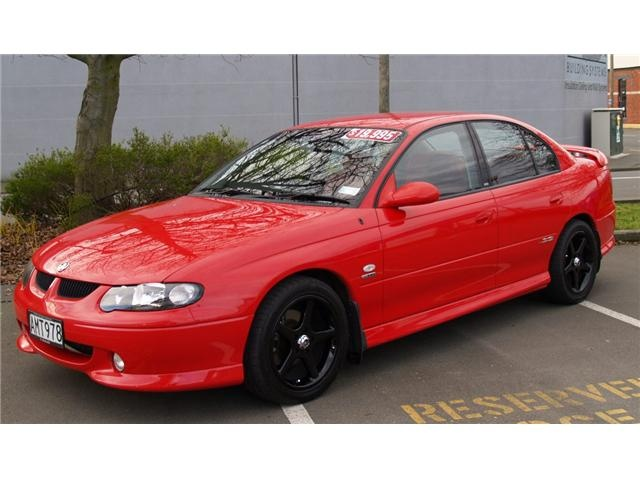 Holden Commodore SS V8