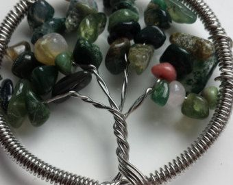 Tutorial Ethora's Tree of Life Pendant by ethora on Etsy