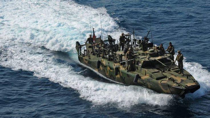Twee patrouilleboten van de Amerikaanse marine kwamen in de territoriale wateren van Iran.