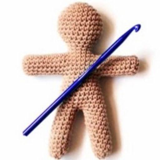 AmigurumisFanClub: Hombre de jengibre AmigurumisFanClub · Gingerbread Man AmigurumisFanClub Seamless