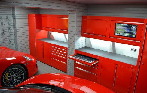Garage Transformations & Fitted Garages from Dura Garages