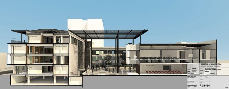 Galería de Edificio MOP Rancagua / Iglesis Prat Arquitectos + Tau 3 Arquitectos - 17