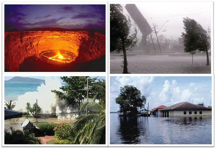 Español IVM: LOS DESASTRES NATURALES