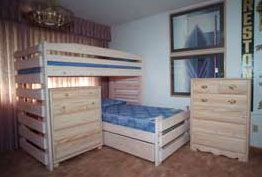 Bunk Beds For Sale, Wood Bunk Beds in Rohnert Park, CA Bunk Beds ...