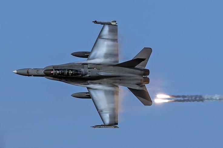 https://flic.kr/p/Tar7Eh | McDonnell Douglas F/A-18D Hornet | Royal Malaysian Air Force