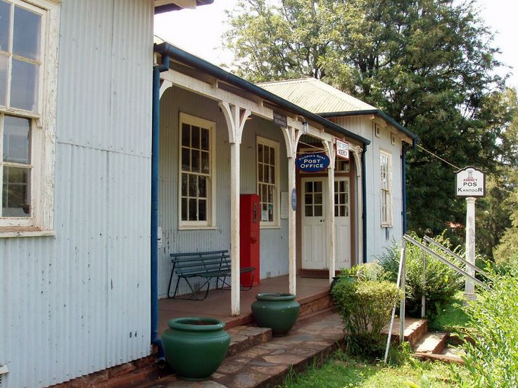 Pelgrimsrus postkantoor