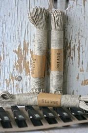 Linnen touw   Touw   Label 123