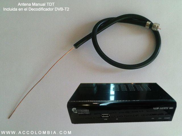 M s de 25 ideas incre bles sobre antena para tdt en pinterest antena tv antenas para tv y - Antena tdt interior casera ...