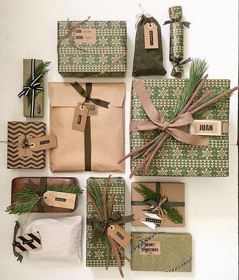 Christmas Gifts   2017 Pantone Colour, Greenery.