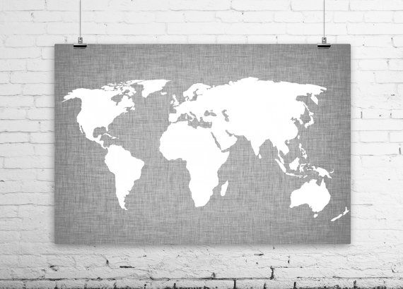 17 best ideas about world map canvas on pinterest map canvas world map art and world map wall. Black Bedroom Furniture Sets. Home Design Ideas