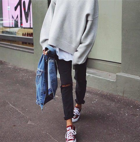 Mama Spree: how to wear your converse 10