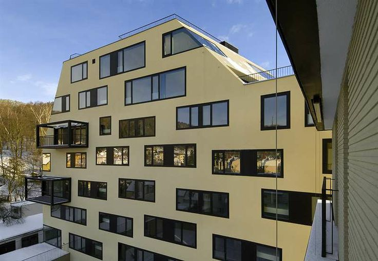 Rezidence Triplex Karlovy Vary by Atelier A69 REALIZACE