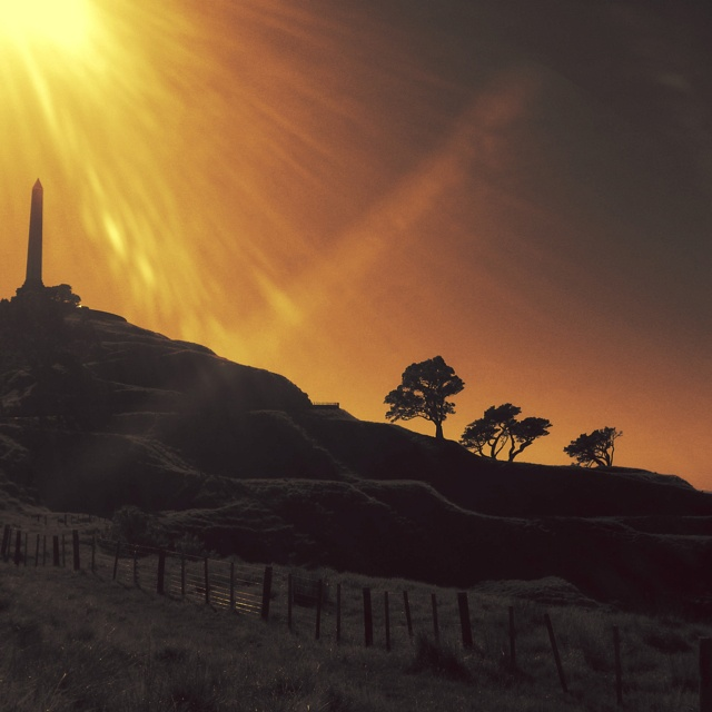 #One tree hill, #Auckland #NZ