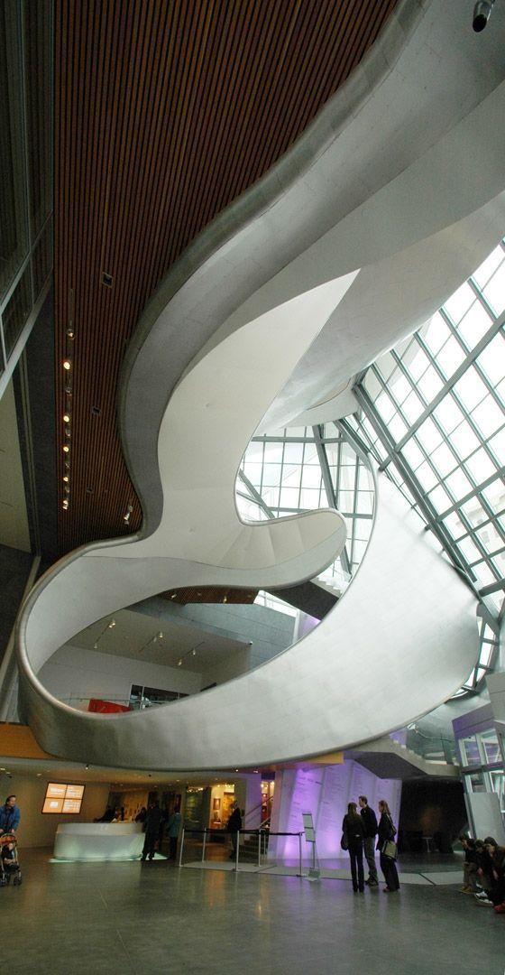 Art Gallery of Alberta, Edmonton, Canada - Randall Stout Architects