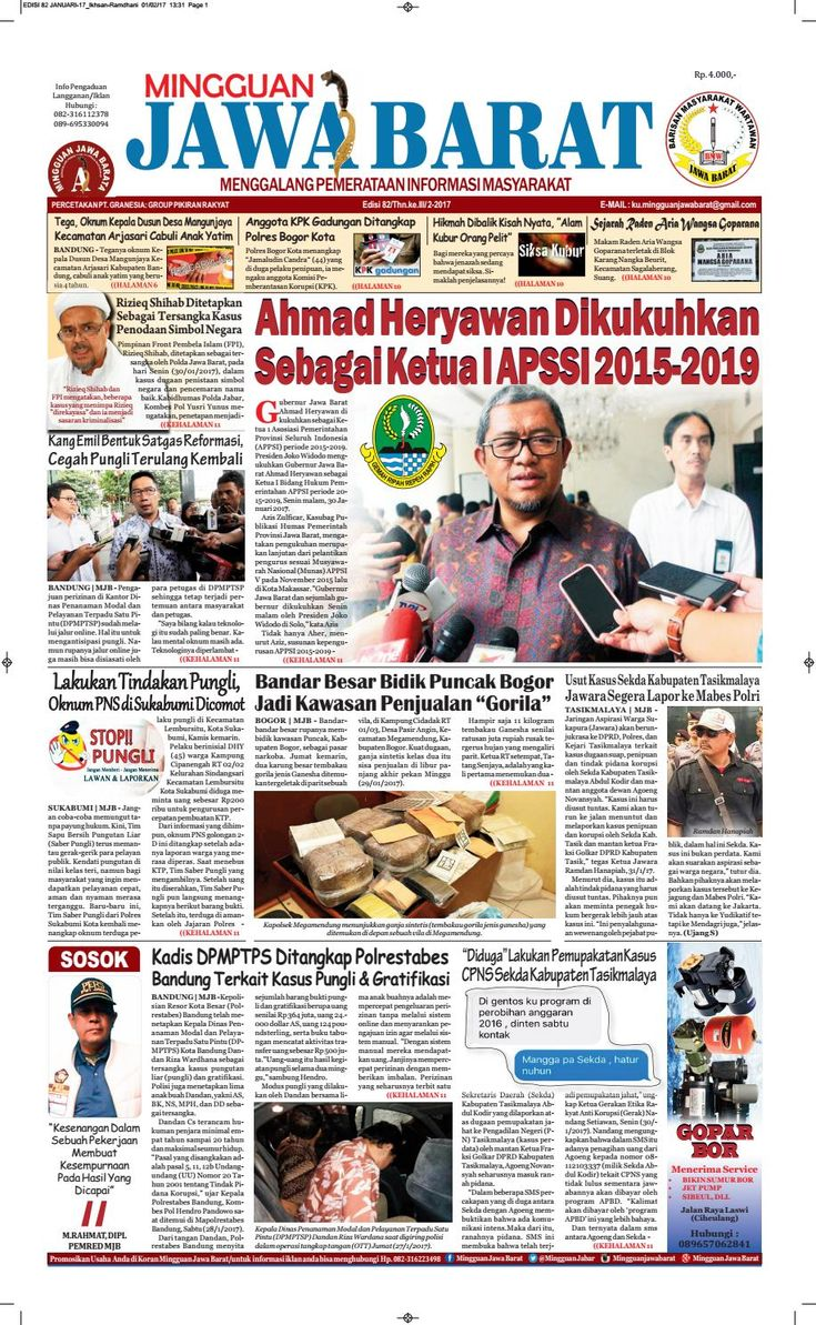 Mingguan Jawa Barat