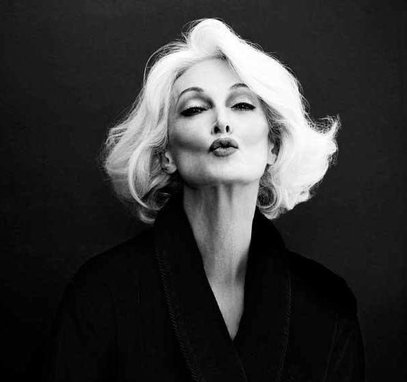 Legendary Carmen Dell Orefice