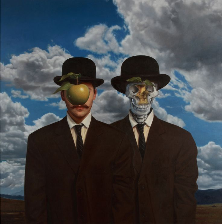 Ron English - The Apple and the Afterlife
