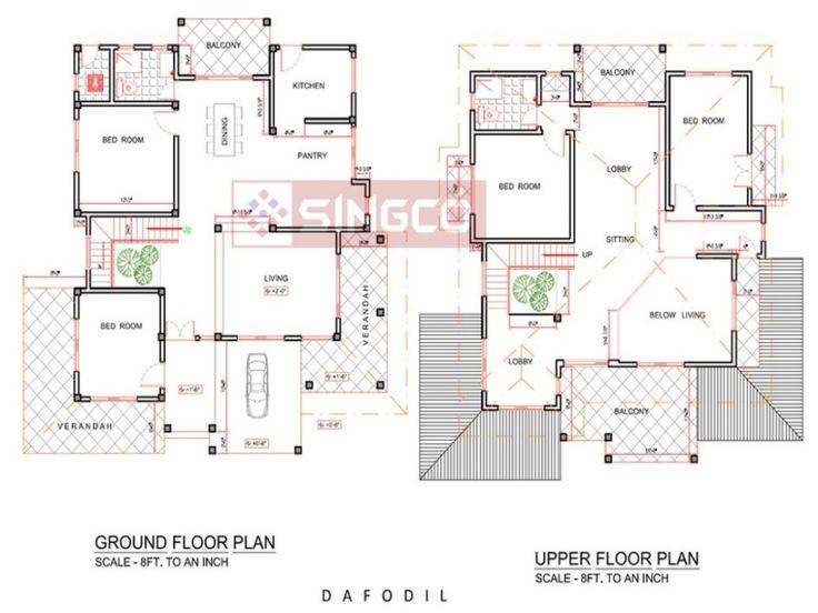 Sri Lanka House Plans New House in Sri Lanka, engineering ...