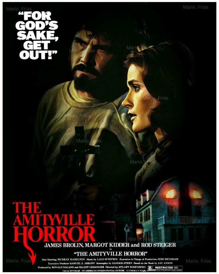 The Amityville Horror 1979 Edit By Mario. Frías