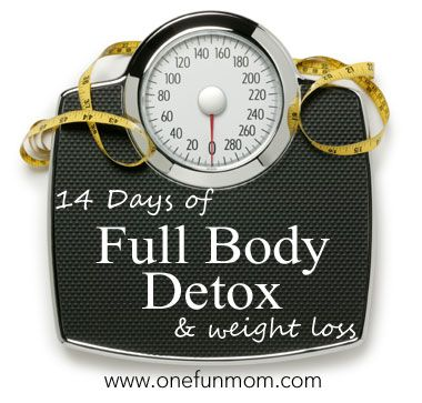 Full Body Detox. Might be helpful after holiday days coming up to keep me on track
