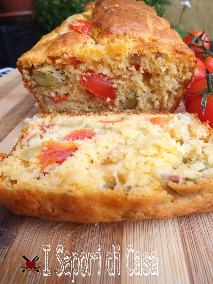 PicsArt 1400047720526 Plumcake pomodorini mozzarella e olive