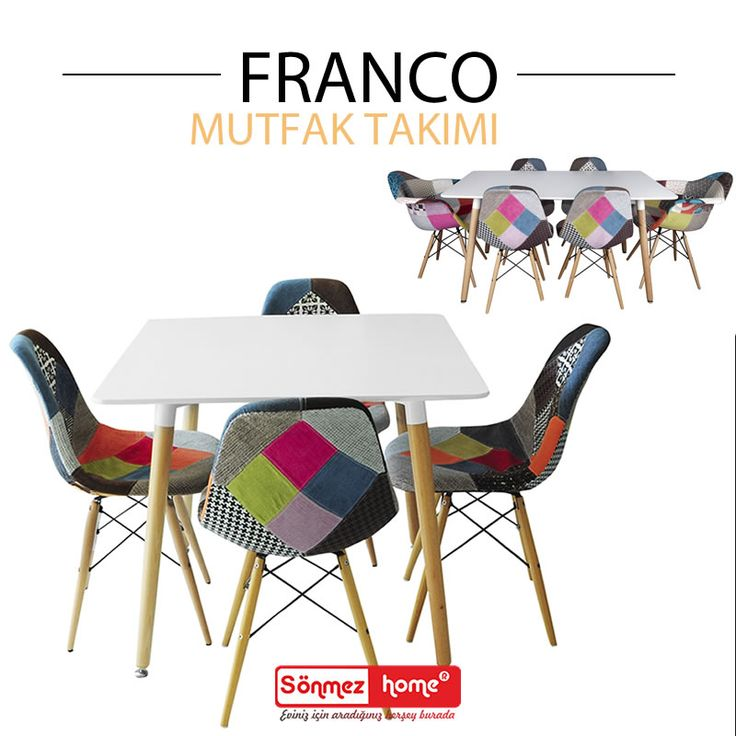 Franco Mutfak Masa Takımı evinize çok yakışacak!  #Modern #Furniture #Franco #Mutfak #Masa #Takımı #Sönmez #Home