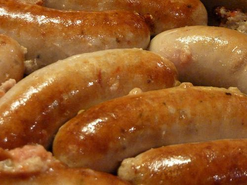 Potato Sausage Recipe - This was one my favorite things my mother made growing up. It's first on the list when I start trying out sausage recipies