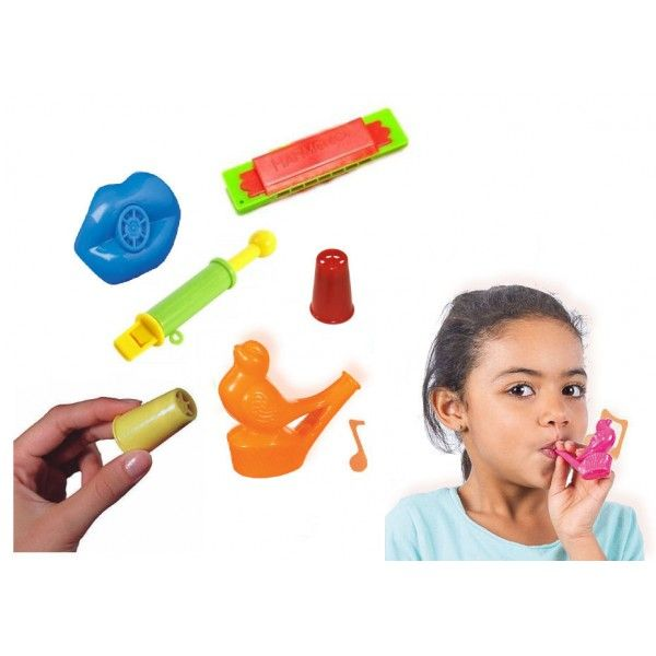 Kit soffio- suoni occlusivi bilabiali I sussidi del nostro kit soffio incoraggiano i bambini a rinforzare la pronuncia delle consonanti bilabiali (p, b,) e nasali ( m ) e suoni vocalici a bocca aperta.