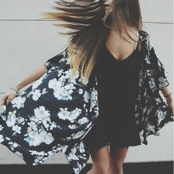 The Alexis kimono ❤️