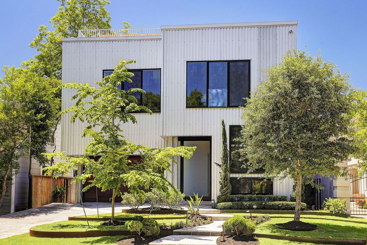 West University's head-turning tin home hits the market