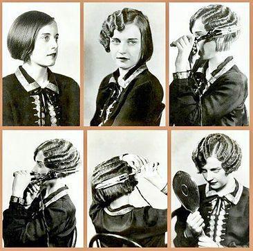 Vanessa Sena: Cabelos e penteados através dos tempos