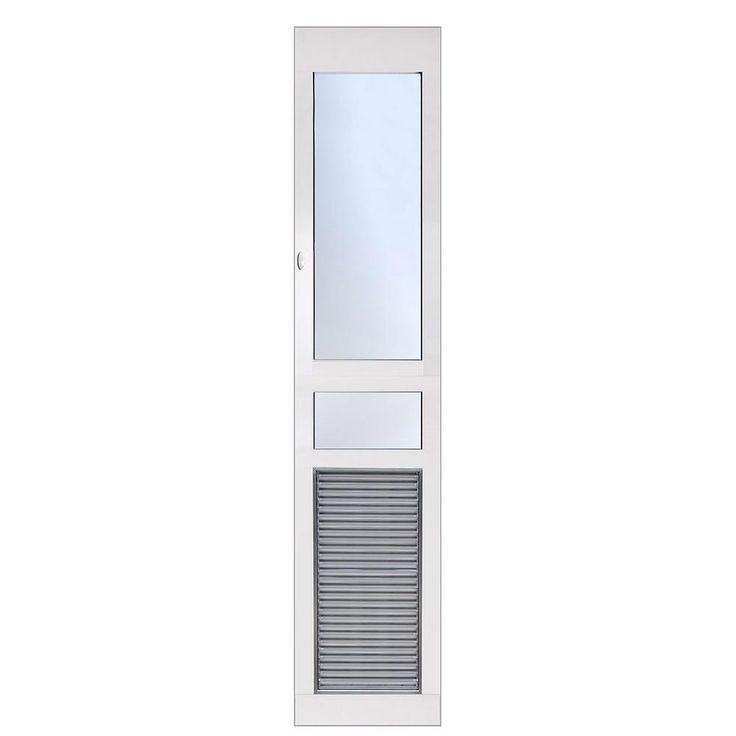 High Tech Pet 12 5 In X 25 In Weather And Energy Efficient Pet Door With Magnetic Closure For Regular Height Patio Doors Af1 Sre Xl Pet Door Patio Doors Energy Efficiency