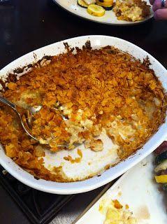 Niki Cooks for Interstitial Cystitis: Crunchy Potato Casserole