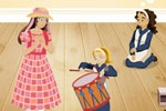 Free American Girl Doll games to play online.