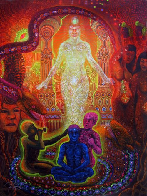 psycho-hierophants: holy healing … BY FELIX PINCHI AGUIRRE