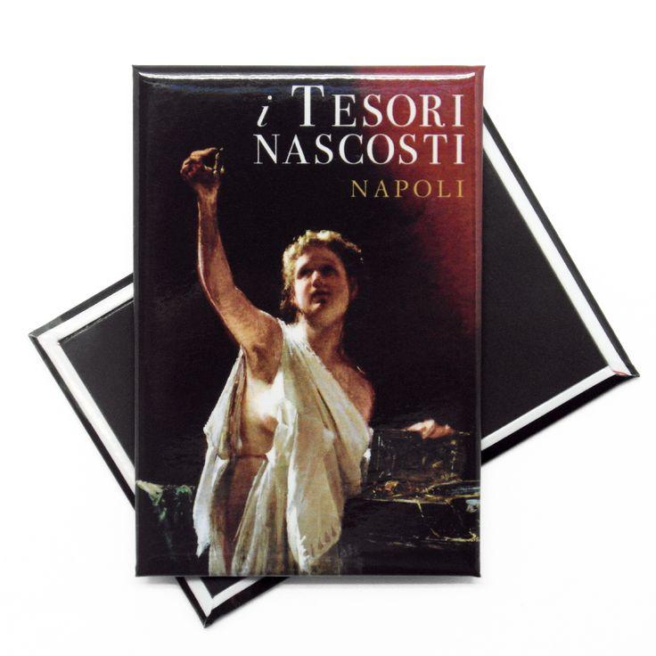Magente personalizzato   Scopri tutta la collezione: http://blog.sadesign.it/i-tesori-nascosti/ #promotionalitems #madeinsadesign #museum #bookshop #VittorioSgarbi #itesorinascosti #itesorinascostinapoli #napoli #arte