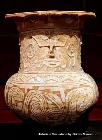 ϟ●• História e Sociedade •●ϟ: As fontes da história pré-cabralina